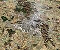 Lviv, Ukraine satellite image, LandSat-5, 2010-11-14.jpg