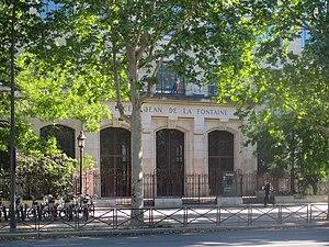 Lycée La Fontaine (Paris) - Lycée Jean-de-La-Fontaine