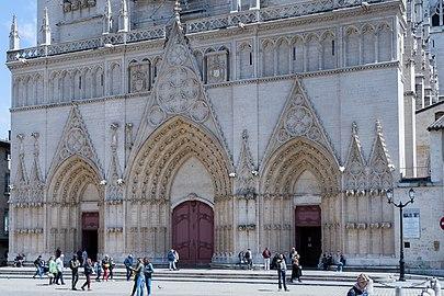 en soldes plus grand choix de célèbre marque de designer Primatiale Saint-Jean de Lyon — Wikipédia