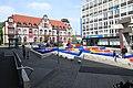 Mülheim adR - Synagogenplatz + Hajek-Brunnen + Alte Post 01 ies.jpg