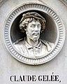 München, Claude-Gelee-Denkmal, Portrait, 1.jpg