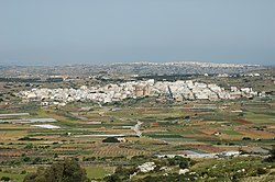 View of Mġarr