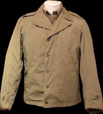 Eisenhower jacket - Image: M1941 Jacket
