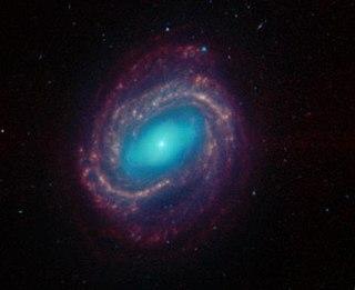 Messier 58 Barred spiral galaxy in the constellation Virgo