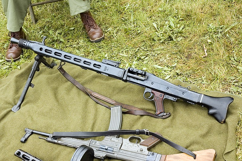 WWII stocks for 10/22: Bren, FN-D BAR, MG42 - Ruger Forum