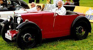 MG M-type - Image: MG M Type 1930 2