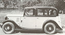 Wolseley Nine Limousine (1934)
