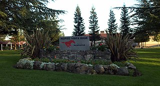 Monte Vista High School (Danville, California) Public school in Danville, California, United States