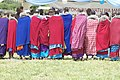 Maasai women at USAID literacy event (6595764881).jpg