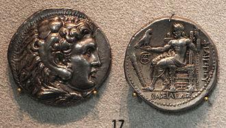 Philip III of Macedon - Tetradrachm of Philip III Arrhidaeus