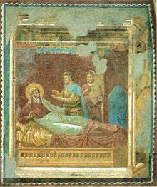 Maestro d'Isacco, Esaù respinto da Isacco