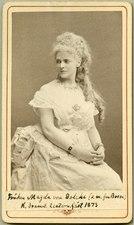 Magda von Dolcke, porträtt - SMV - H2 116.tif