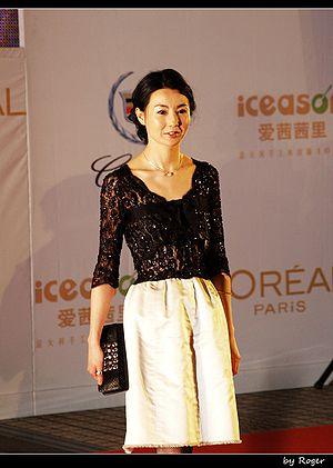 Schauspieler Maggie Cheung