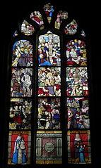Category:Maîtresse-vitre de l'église Saint-Gildas de Magoar
