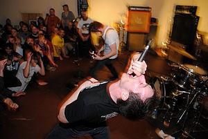 Magrudergrind - Magrudergrind live on March 12, 2011