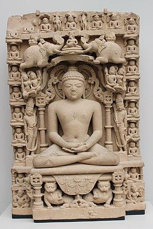 Seattle Asian Art Museum - Image: Mahavira Seattle 01