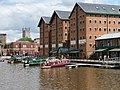 Main Basin, Gloucester Docks - geograph.org.uk - 1469356.jpg