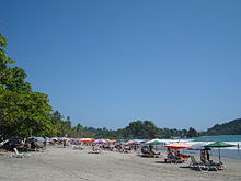 Main Beach Manuel Antonio National Park Costa Rica.JPG