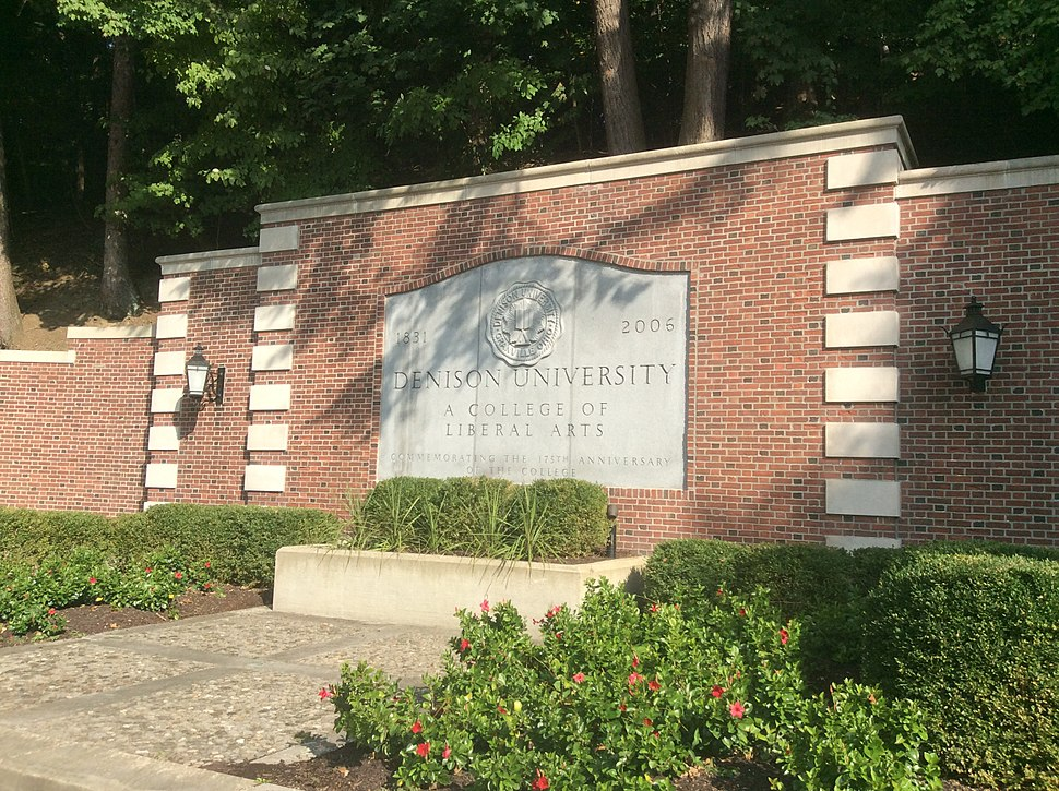 Main Entrance (1931), Denison University, Granville, Ohio