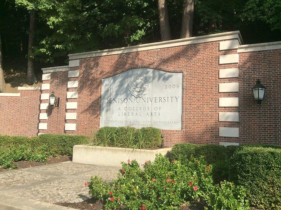 Main Entrance (1931), Denison University, Granville, Ohio