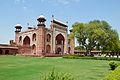 Main Gateway - South-west View - Taj Mahal Complex - Agra 2014-05-14 3735.JPG