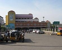 Secunderabad railway division - Wikipedia