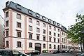 Mainz-Juengerer Dalberger Hof-Westfluegel an der Emmeransstrasse von Nordwesten-20130602.jpg