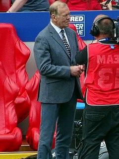 Mal Reilly former professional RL coach and GB & England international rugby league footballer