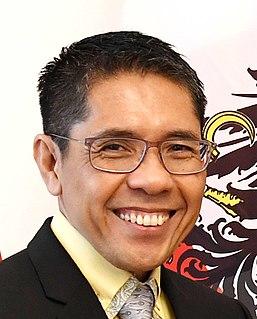 Maliki Osman Singaporean politician