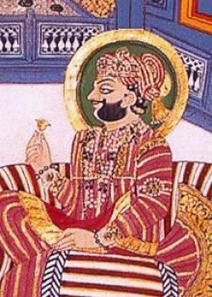Man Singh of Marwar - Man Singh