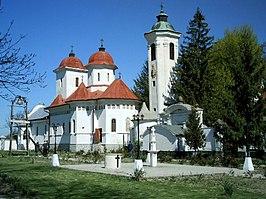 Bodrog Monastery