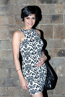 Mandira Bedi at Anything But Love play
