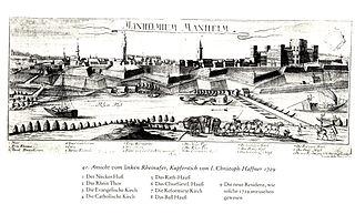 Siege of Mannheim (1795)