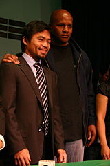 Manny Pacquiao i Michael Moorer