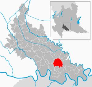 Codogno - Image: Map IT Lodi Codogno
