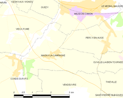 Map commune FR insee code 14386.png
