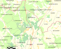 Map commune FR insee code 21599.png