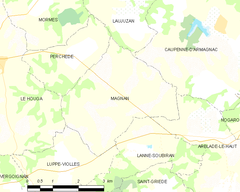 Map commune FR insee code 32222.png