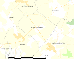 Map commune FR insee code 49230.png