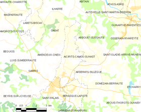 Map commune FR insee code 64010.png