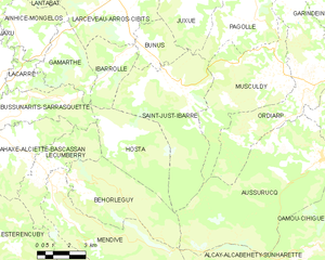 Map commune FR insee code 64487.png