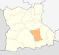 Map of Gotse Delchev municipality (Blagoevgrad Province).png
