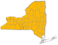 Map of New York highlighting Upstate.png