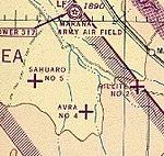 Marana Army Air Field 1945 Phoenix Sectional Chart.jpg