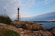 Marblehead Light