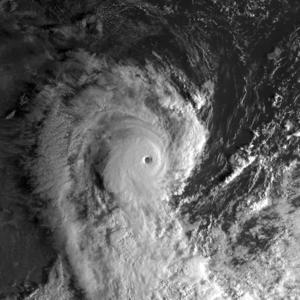 Cyclone Marcia - Image: Marcia 2015 02 19 2032Z