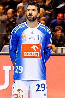 Chilean handball player