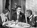 Margaret Lawrence, Arthur Byron and Frederick Perry in Tea for Three.jpg