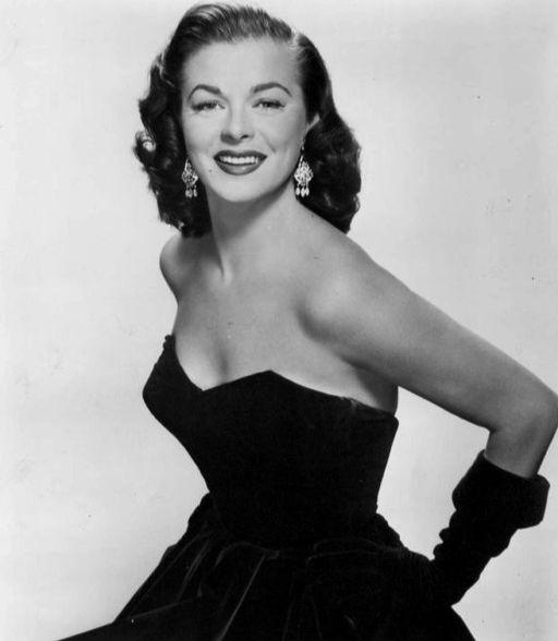Marguerite Chapman 1953