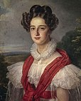Maria d'Orleans, mademoiselle de Valois, duchessa di Wurttemberg.jpg
